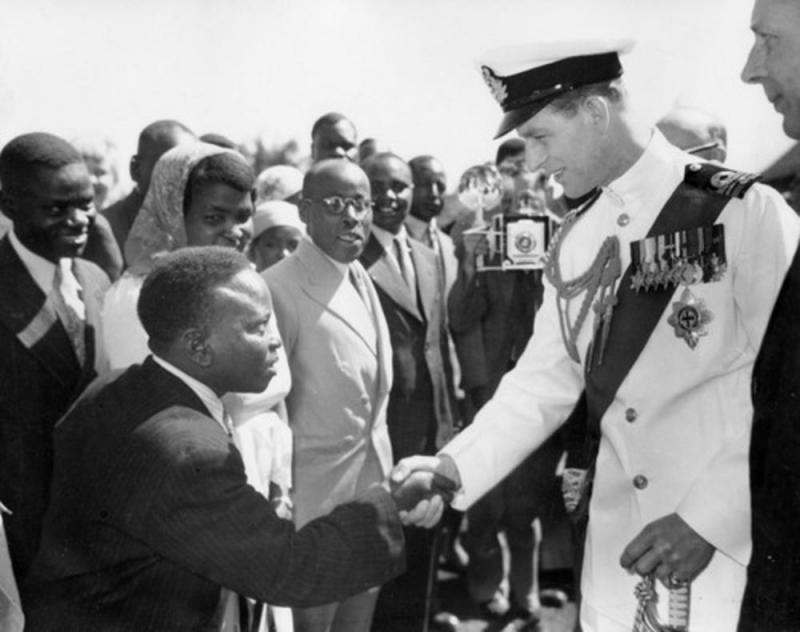 Pogreb princa Filipa: Slovo odkritega, ljudskega rasista