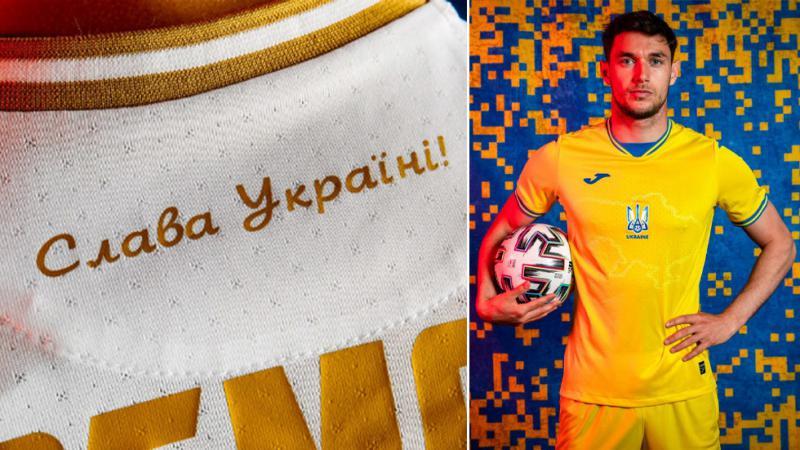 UEFA: Ukrajina bo z majic svoje reprezentance morala odstraniti slogan nacističnega kolaboranta