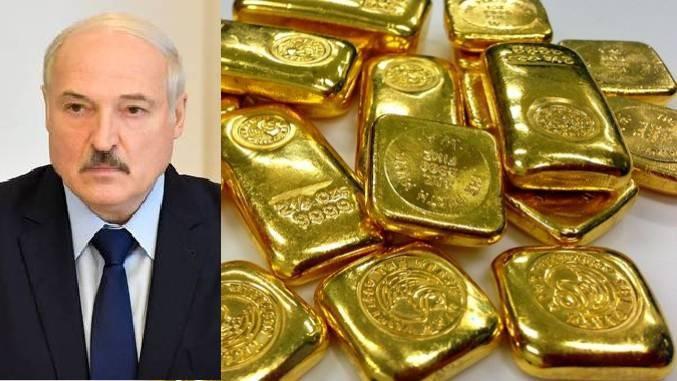 Dobra strategija: Lukašenko pravočasno vrnil vse zlate rezerve v Belorusijo