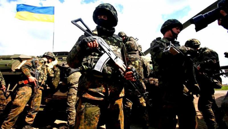 Bo pomlad prinesla vojno? Ukrajinska vojska v pripravljenosti, na meji s separatisti že poljski in litvanski plačanci