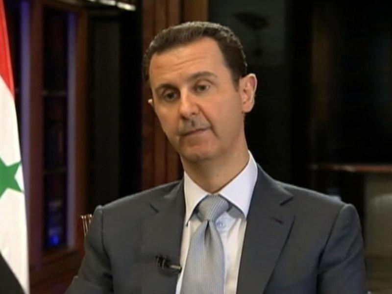Asad v Trumpu vidi možnega zaveznika v boju proti terorizmu