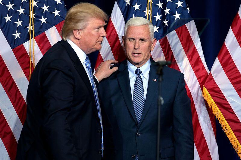 Podpredsednik ZDA in generalštab ameriške vojske obrnila hrbet Trumpu, Nacionalna garda angažirana mimo njega
