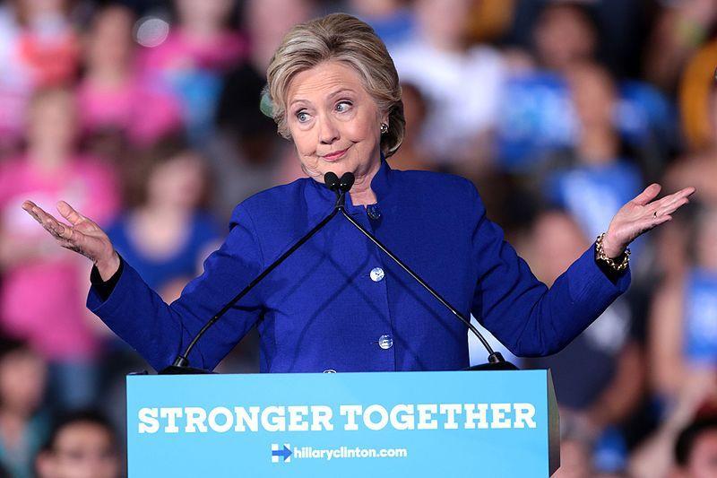 Slavoj Žižek meni, da je Clintonova izgubila zaradi vztrajanja v politični sredini