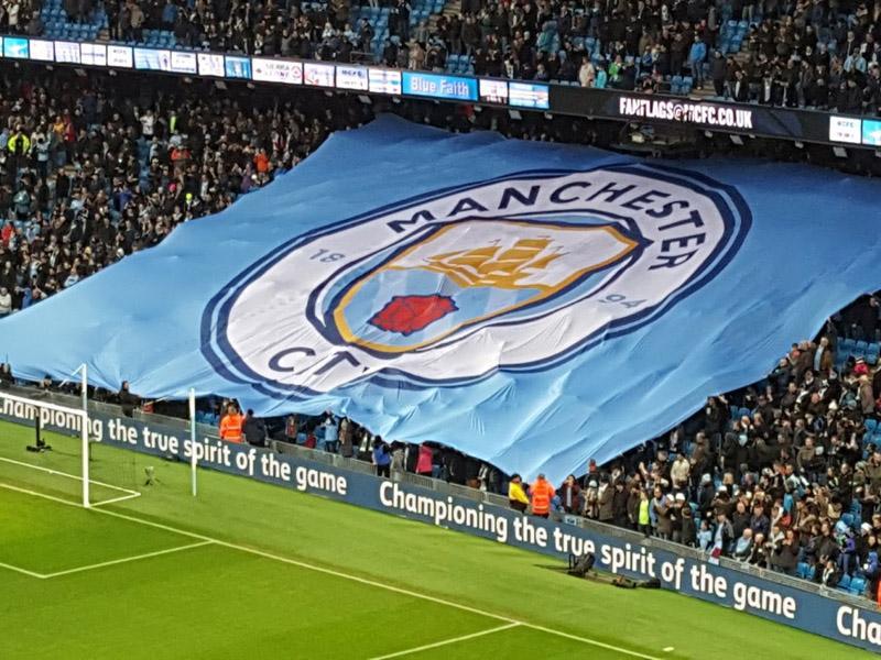 Manchester City na čelu po zaslužkih iz lige prvakov
