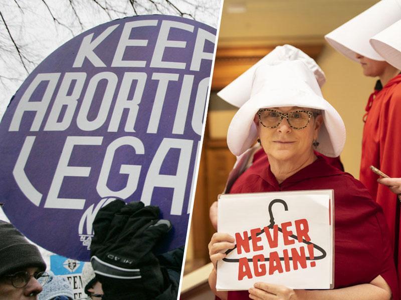 Zagovorniki pravice do splava v ZDA bodo izpodbijali nov drakonski zakon: »Vidimo se na sodišču«