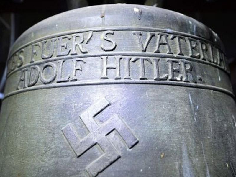 Evangeličanska cerkev v Nemčiji ovadena zaradi uporabe »nacističnih« zvonov