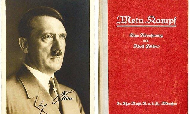 Nemci že šestič ponatisnil Hitlerjevo knjigo Mein Kampf