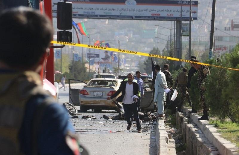 Število mrtvih v samomorilskem napadu v Afganistanu naraslo na 68