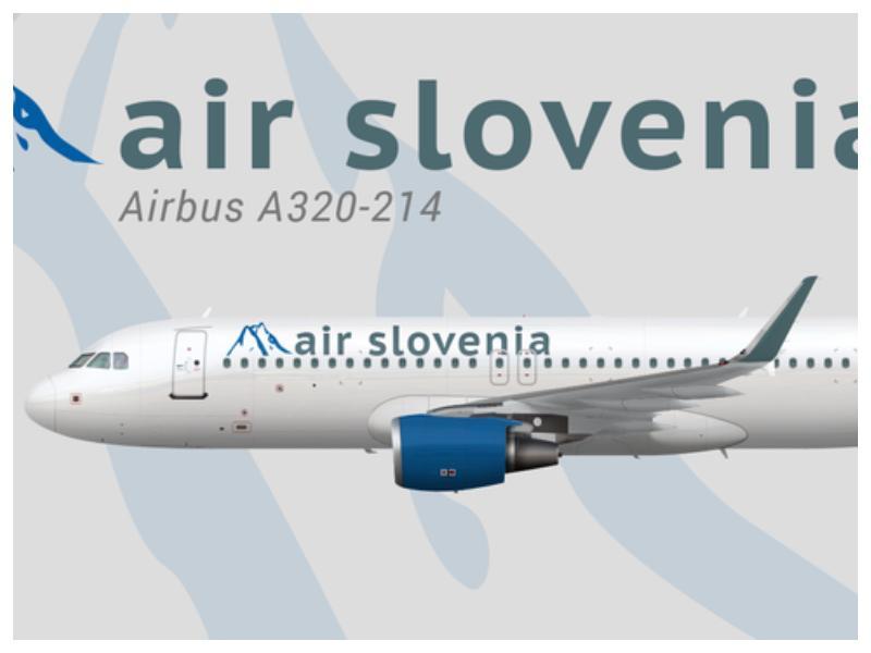 Adria Airways je mrtva. Živela Air Slovenia!