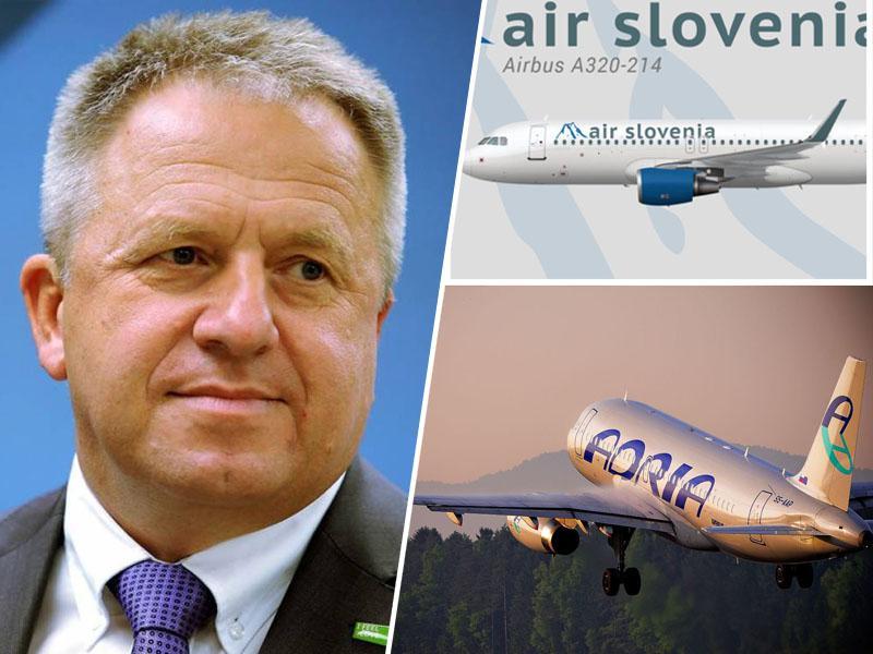 Točna napoved Insajderja.com: s pogorišča Adrie Airways bo leta 2020 vzletela »Air Slovenia«