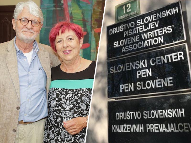 Nekoč napredno Društvo slovenskih pisateljev sta povozila čas in lastna nesposobnost