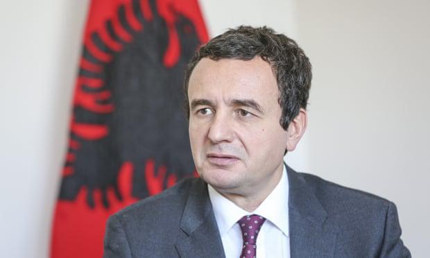 Kosovski predsednik vlade glasoval v - Albaniji?!