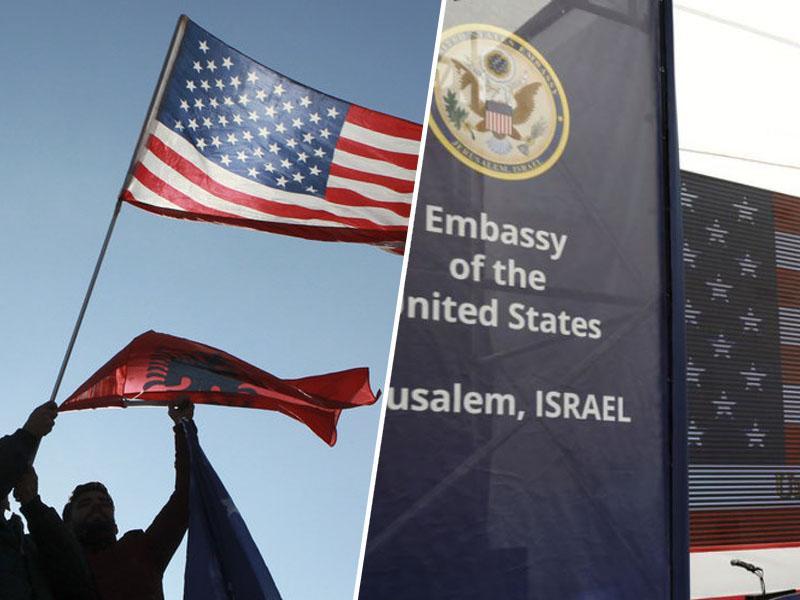 Kosovo ponuja Izraelu veleposlaništvo v Jeruzalemu v zameno za – priznanje