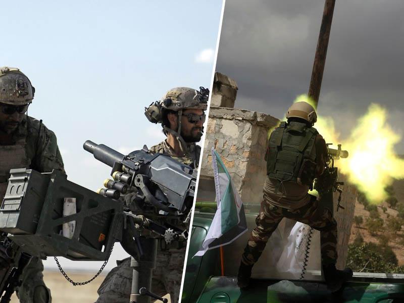 Prijateljski ogenj: turška vojska obstreljevala ameriške posebne enote v severni Siriji