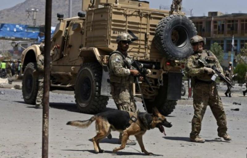 Uničili vse dokaze? Američani razstrelili zadnjo vohunsko bazo agencije CIA v Afganistanu