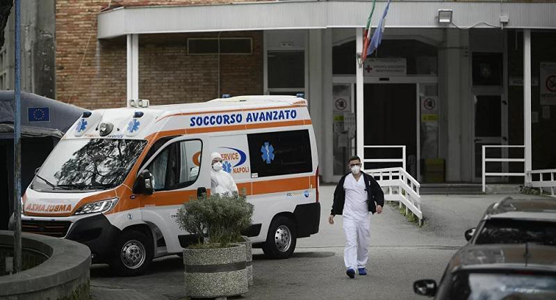 Mafija v Italiji zahteva od voznikov reševalnih vozil izključitev siren - ker strašijo prodajalce mamil