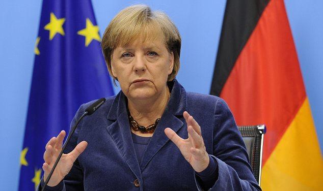 Umrla Herlind Kasner, mati nemške kanclerke Angele Merkel