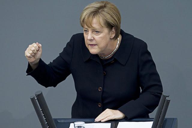 Nemce Angela Merkel več ne prepriča