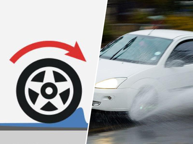 Nevarna kombinacija: neurja, slabša vidljivost in povečan promet. Pazite, da vas ne preseneti