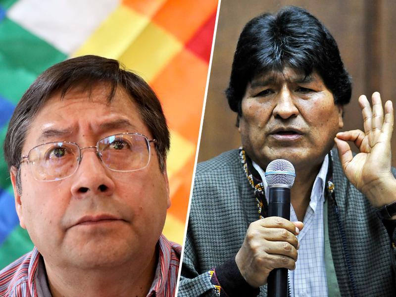 Propad puča: socialistični kandidat nezakonito odstavljenega Eva Moralesa prepričljivo zmagal