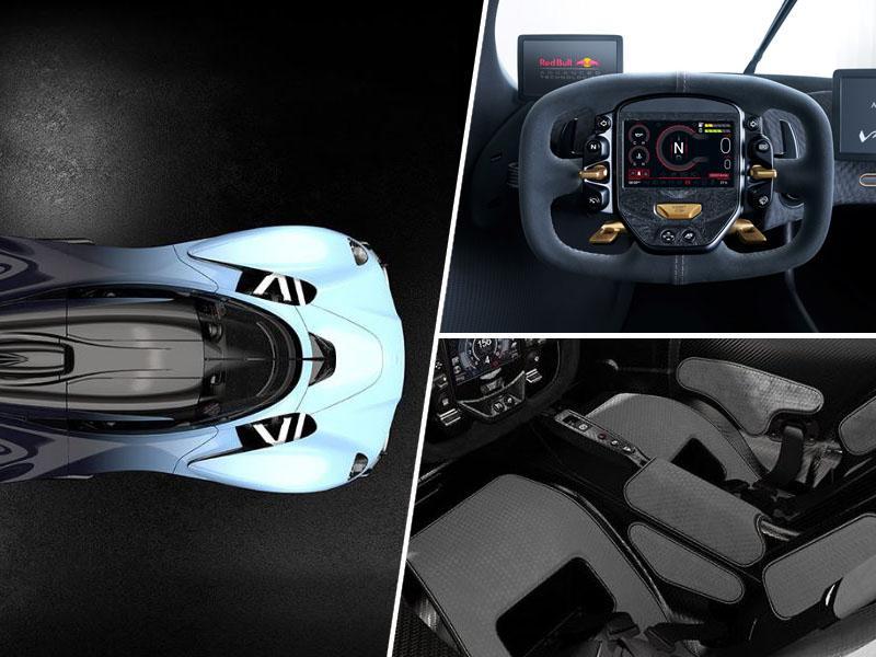 Aston Martin Valkyrie, nova hi-tech zverina