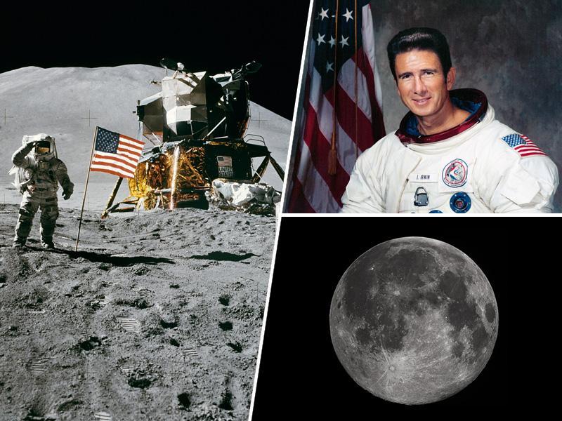 Astronavt trdil, da je med misijo na Luni vzpostavil stik z Vsevišnjim: »Čutil sem Božji dotik«
