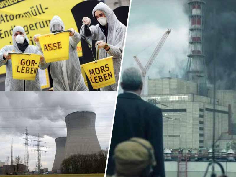 Černobil na kolesih: Nemčija odločna zapreti vse jedrske elektrarne, vendar je naletela na »prav hudobno težavo«