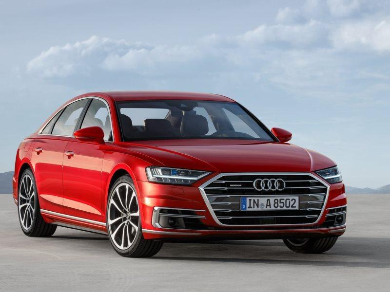 Novi Audi A8: prihodnost luksuznega razreda