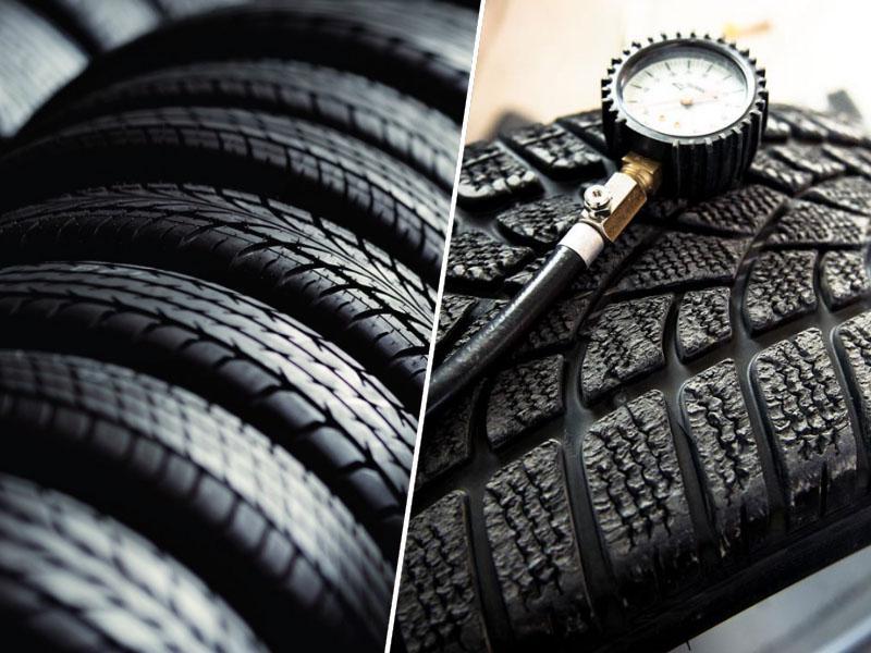Avtomobilske pnevmatike, joj, saj to je cela znanost ...