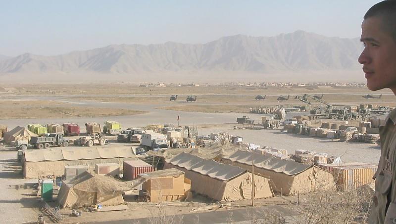 Hud udarec za ameriški prestiž: Kitajska načrtuje prevzem nekdanjega ameriškega letališča Bagram v Afganistanu