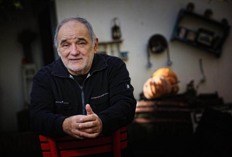 Poslovil se je Đorđe Balašević: »Kar sem dobil v Ljubljani je bila velika uteha za mesta, ki sem jih izgubil v vojni«