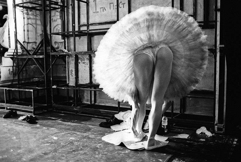 Zakulisje baleta Bolšoj teatra: 10 fotografij, ki jih svet še ni videl