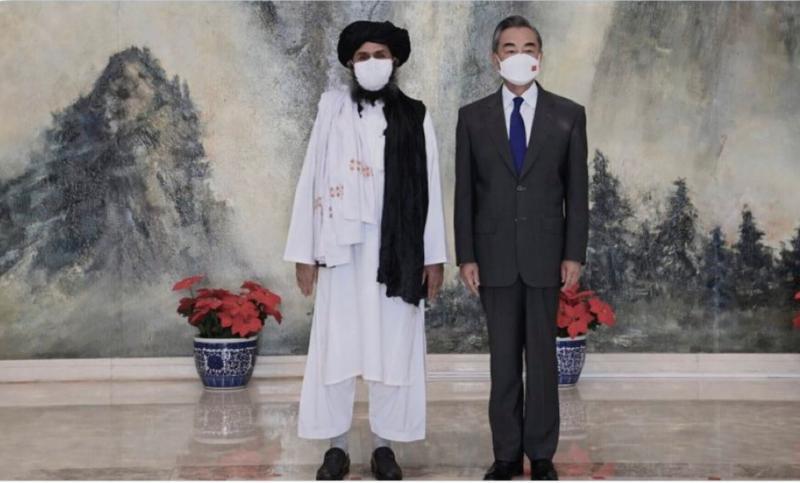 Talibani: Kitajska bo »glavni partner« pri ponovni izgradnji Afganistana