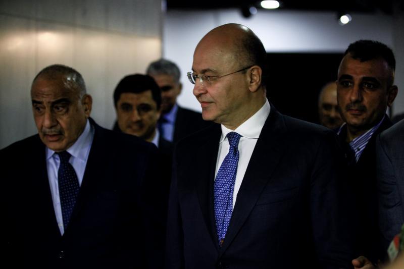 Iran in Irak proti ameriškim sankcijam in za krepitev sodelovanja