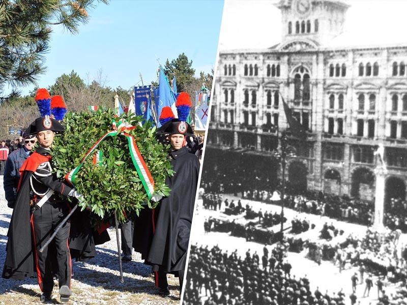 Sporočilo Tajaniju, sporočilo miru: »Naj živi slovenski Trst!«