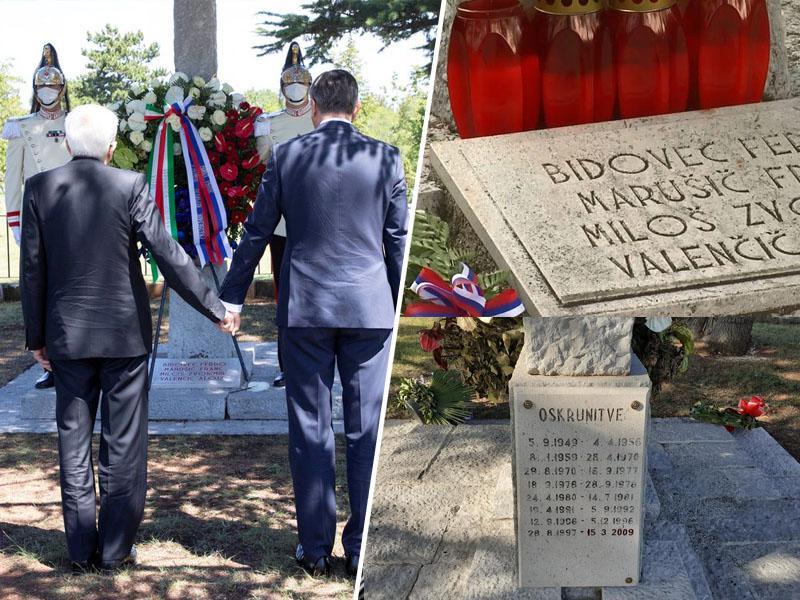 90 let od usmrtitve: Spomin na prve slovenske upornike proti fašizmu, ki v Italiji ostajajo »teroristi«