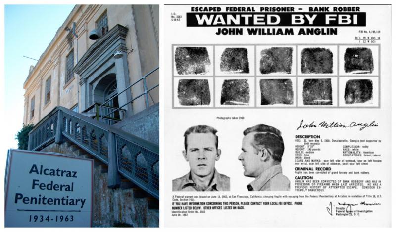 Zapornik, ki je pobegnil iz zloglasnega Alcatraza: FBI je mislil, da je mrtev, toda po 50 letih se jim je oglasil …