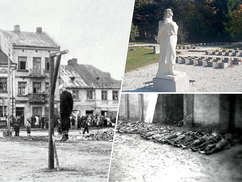 Danes tam nudijo pomoč, nedolgo nazaj pa je bilo to mesto, kjer so množično pobijali Slovence
