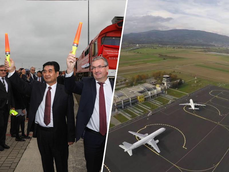 Zaplankana Slovenija: Evropa se kitajskim investitorjem odpira, Slovenija jih zavaja in jim meče polena pod noge