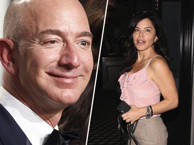 Šef Amazona, za hrbtom soproge, ljubici pošiljal ljubezenska sporočila in slike »moškega ponosa«