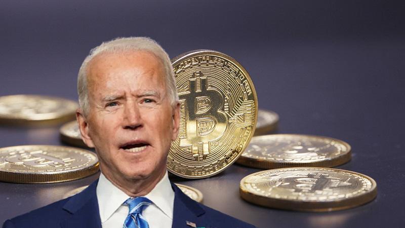 Biden proti bitcoinu: Napoved novih davkov poskrbela za strmoglavljenje cene najbolj priljubljene kriptovalute