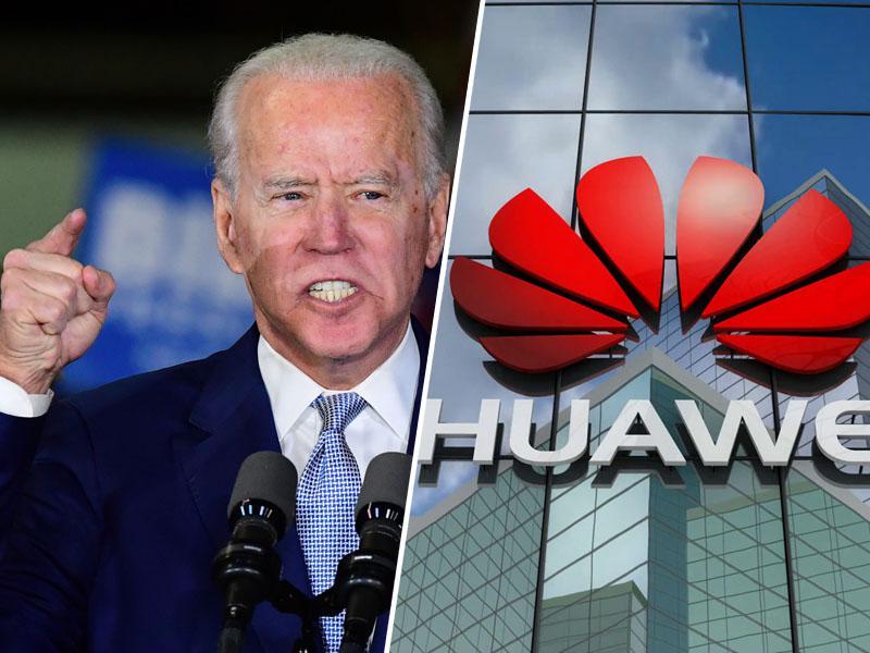 Biden nadaljuje s Trumpovo diskriminacijo: ZDA Huawei brez dokazov označile za »grožnjo nacionalni varnosti«