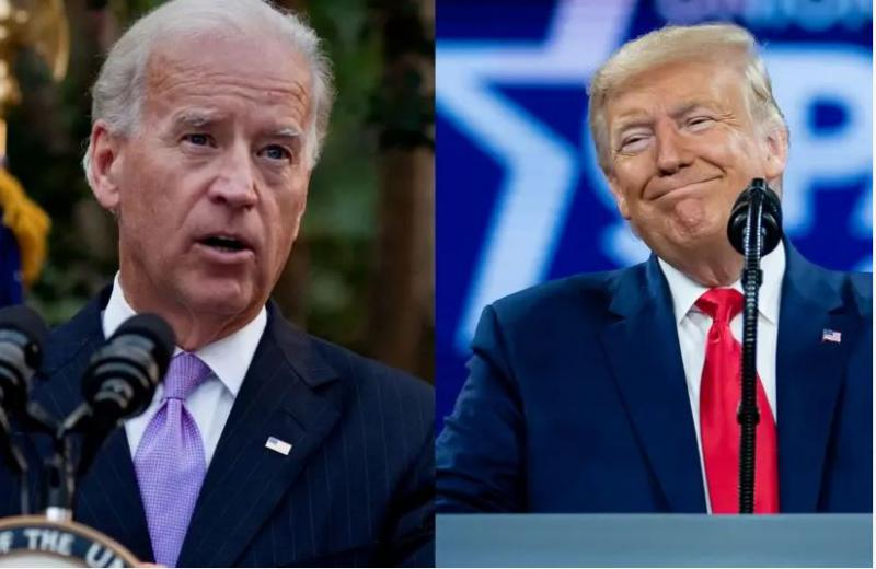 Joe Biden: »Trumpa kličem Predsednik Čivk«