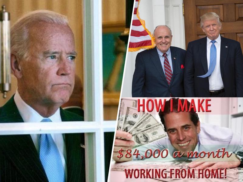 Trump svojemu odvetniku po »iskanju umazanije« v Ukrajini: »Kaj si našel?« Giuliani: »Več kot si lahko zamisliš!«