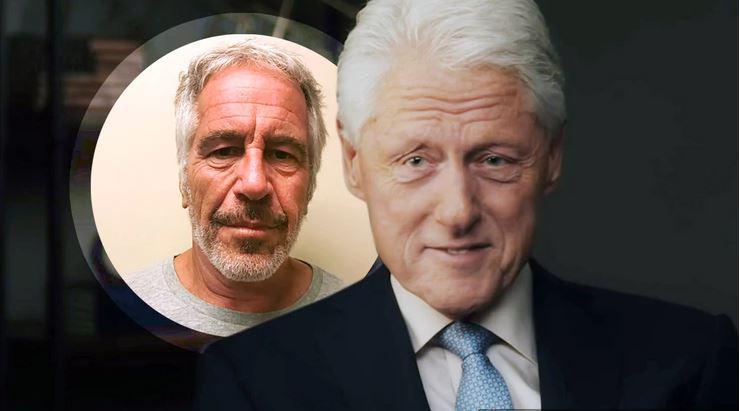 Perverzni Bill in sprevrženi milijarder: zakaj je imel Epstein na steni bizaren portret nekdanjega predsednika ZDA?