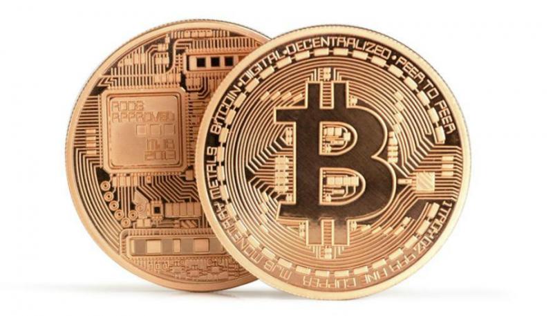 Bitcoin se približuje rekordni vrednosti