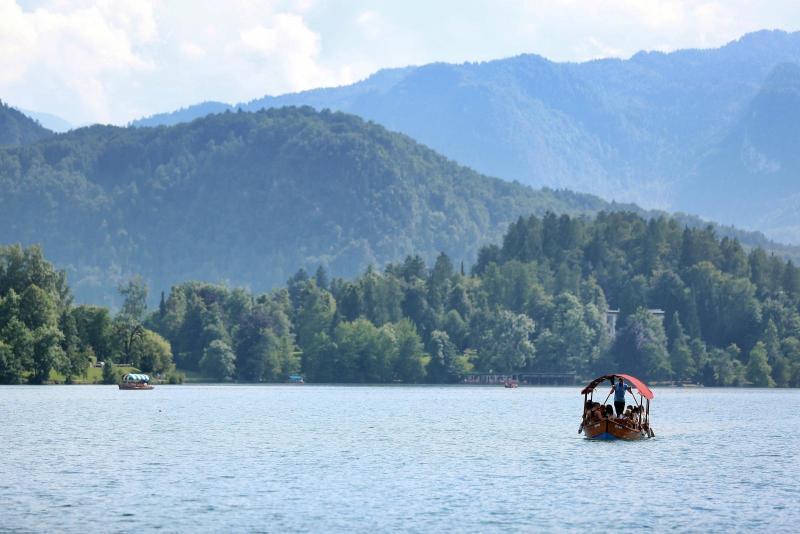 Gorenjska turistična središča polno zasedena, največ je Britancev