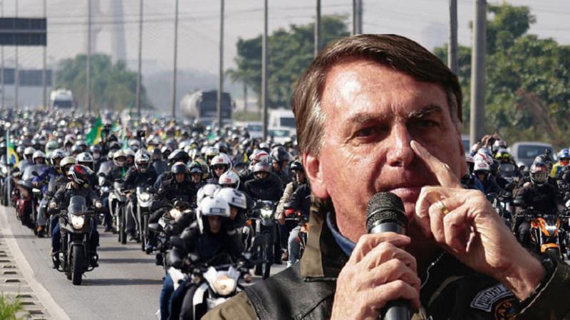 Brazilski predsednik znova kaznovan, ker ni nosil maske, v Sloveniji se to preprosto rešuje z opravičili prvorazrednih