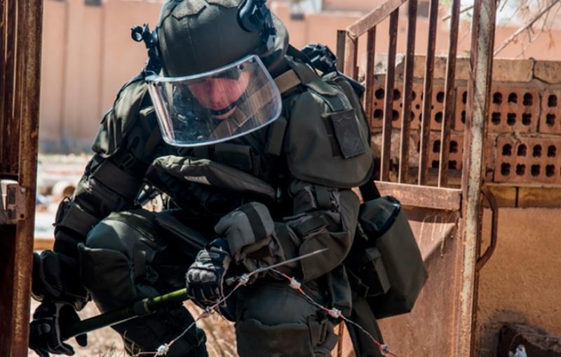 Pričevanje ruskega častnika iz Sirije: Naleteli smo na zelo zahrbtna orožja
