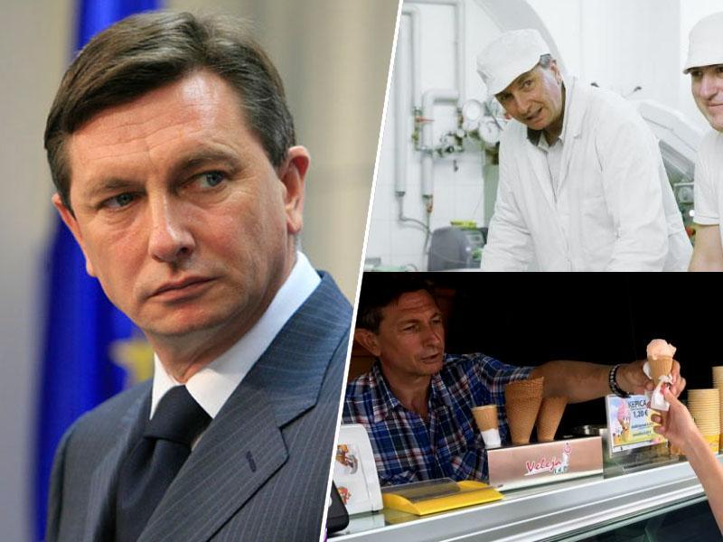 Zakaj predsednik Pahor molči o svojem delu?